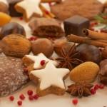 Gewürze und Süßigkeiten